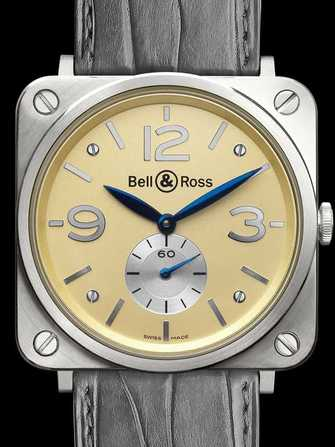 Bell & Ross Aviation BR S White Gold Watch - br-s-white-gold-1.jpg - mier