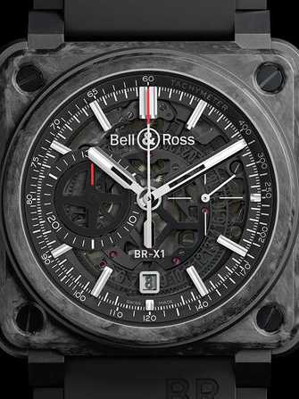 Bell & Ross Aviation BR-X1 Carbone Forge Watch - br-x1-carbone-forge-1.jpg - mier
