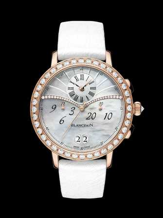 Blancpain Women Chronographe Flyback Grande Date 3626-2954-58A Watch - 3626-2954-58a-1.jpg - mier