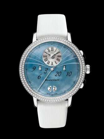 Blancpain Women Chronographe Flyback Grande Date 3626-4544L-64A Watch - 3626-4544l-64a-1.jpg - mier