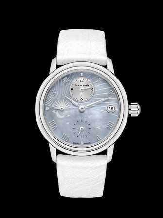 Blancpain Women Double Fuseau Horaire 3760-1144L-95A Watch - 3760-1144l-95a-1.jpg - mier