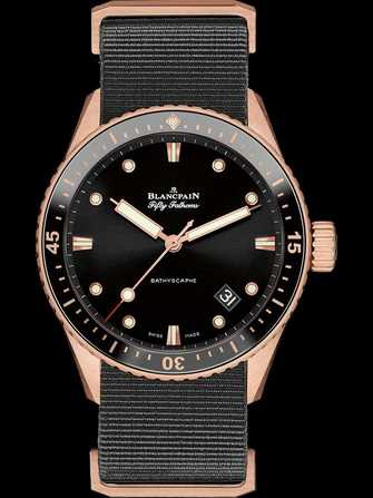Blancpain Fifty Fathoms Bathyscaphe 5000-36S30-NAB A Watch - 5000-36s30-nab-a-1.jpg - mier