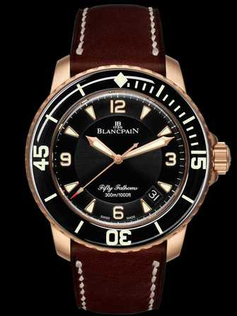 Blancpain Fifty Fathoms Automatique 5015A-3630-63B Watch - 5015a-3630-63b-1.jpg - mier