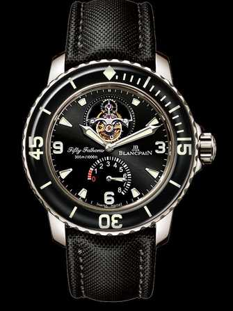 Blancpain Fifty Fathoms Tourbillon 8 Jours 5025-1530-52A Watch - 5025-1530-52a-1.jpg - mier