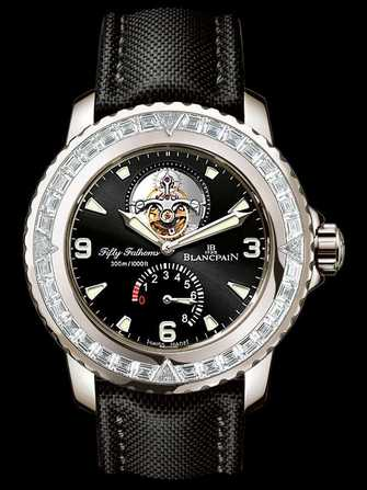Blancpain Fifty Fathoms Tourbillon 8 Jours 5025-5230-52A Watch - 5025-5230-52a-1.jpg - mier