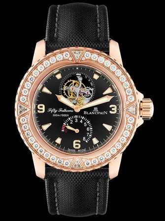 Blancpain Fifty Fathoms Tourbillon 8 Jours 5025-9530-52A Watch - 5025-9530-52a-1.jpg - mier