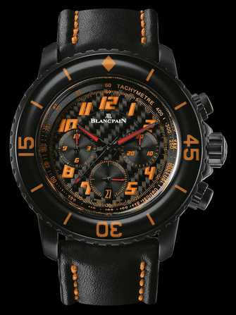 Blancpain Fifty Fathoms Chronographe Flyback « Speed Command » 5785F-11D03-63A Watch - 5785f-11d03-63a-1.jpg - mier