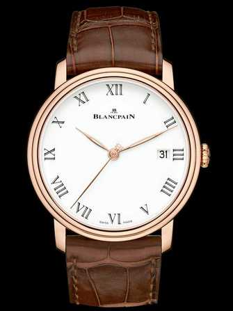 Blancpain Villeret 8 Jours 6630-3631-55B Watch - 6630-3631-55b-1.jpg - mier