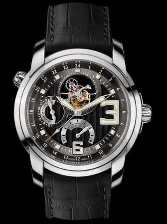 Blancpain L-Evolution Tourbillon GMT 8 Jours 8825-1530-53B Watch - 8825-1530-53b-1.jpg - mier