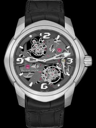 Blancpain L-Evolution Tourbillon Carrousel 92322-34B39-55B Watch - 92322-34b39-55b-1.jpg - mier