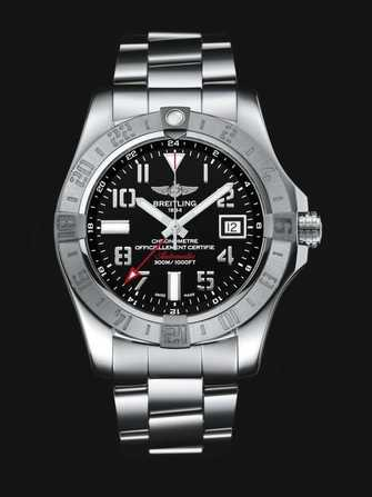 Breitling Avenger II GMT A3239011/BC34/170A Watch - a3239011-bc34-170a-1.jpg - mier