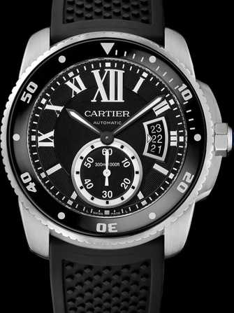 Cartier Calibre de Cartier Diver W7100056 Watch - w7100056-1.jpg - mier