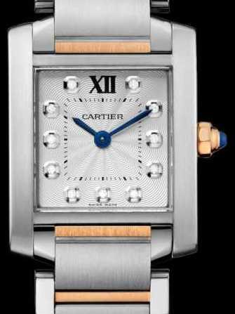 size 40 0327c 54ae0 นาฬิกา Cartier Tank Française - สแตนเลส - WE110004