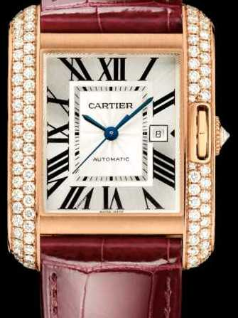 Cartier Tank Anglaise WT100016 Watch - wt100016-1.jpg - mier