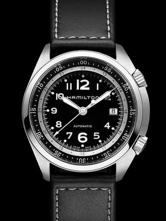 Hamilton Khaki Aviation Pilot Pioneer Auto H76455933 Watch - h76455933-1.jpg - mier