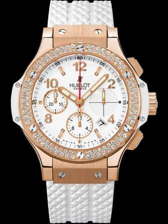 Hublot Big Bang Gold White Diamonds 341.PE.2010.RW.1104 Watch - 341.pe.2010.rw.1104-1.jpg - mier