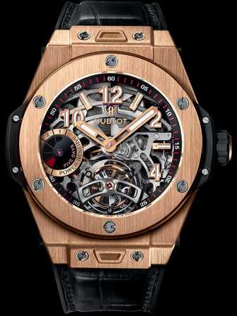 Hublot Big Bang Tourbillon Power Reserve 5 days King Gold 405.OX.0138.LR Watch - 405.ox.0138.lr-1.jpg - mier