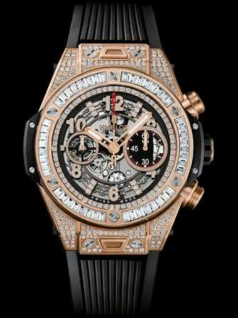 Hublot Big Bang Unico King Gold Jewellery 411.OX.1180.RX.0904 Watch - 411.ox.1180.rx.0904-1.jpg - mier