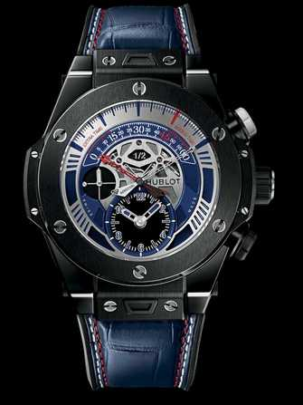 Hublot Big Bang Limited Edition Unico Chronograph Retrograde EURO 2016™ 413.CX.7123.LR.EUR16 Watch - 413.cx.7123.lr.eur16-1.jpg - mier