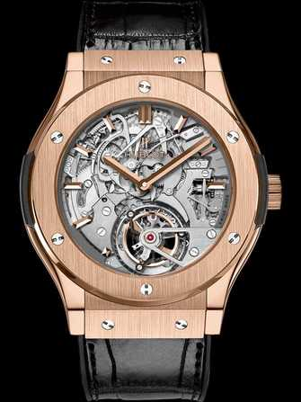 Hublot Classic Fusion Tourbillon Cathedral Minute Repeater King Gold 504.OX.0180.LR Watch - 504.ox.0180.lr-1.jpg - mier