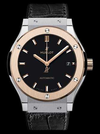 Hublot Classic Fusion Titanium King Gold 511.NO.1181.LR Watch - 511.no.1181.lr-1.jpg - mier