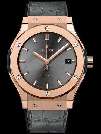 Hublot Classic Fusion Racing Grey King Gold 511.OX.7081.LR Watch - 511.ox.7081.lr-1.jpg - mier