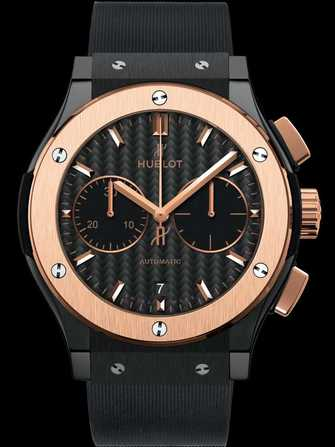 Hublot Classic Fusion Chronograph Ceramic King Gold 521.CO.1781.RX Watch - 521.co.1781.rx-1.jpg - mier