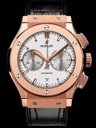 Hublot Classic Fusion Chronograph King Gold Opalin 521.OX.2611.LR Watch - 521.ox.2611.lr-1.jpg - mier