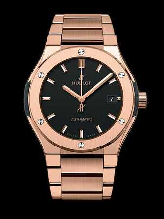 Hublot Classic Fusion King Gold Bracelet 568.OX.1180.OX Watch - 568.ox.1180.ox-1.jpg - mier
