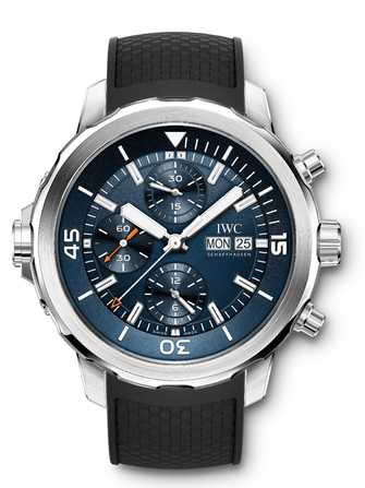 IWC Aquatimer Chronograph Edition «Expedition Jacques-Yves Cousteau» IW376805 Watch - iw376805-1.jpg - mier