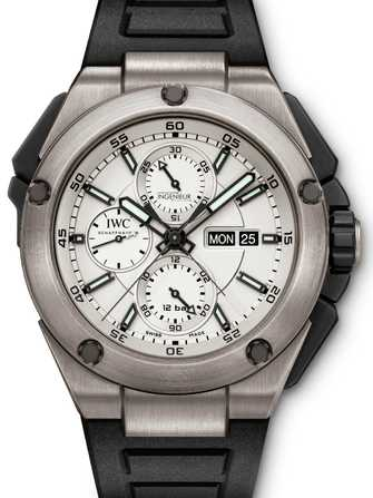 IWC Ingenieur Double Chronograph Titanium IW386501 Watch - iw386501-1.jpg - mier
