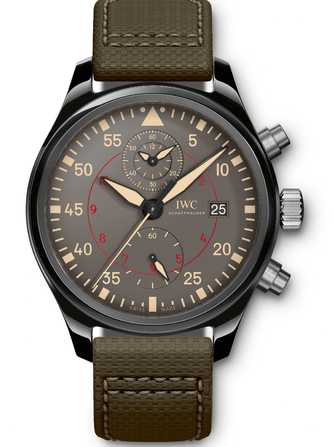 IWC Pilot's Watch Chronograph TOP GUN Miramar IW389002 Watch - iw389002-1.jpg - mier