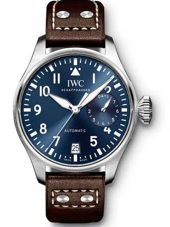 "IWC Big Pilot's Watch Edition ""Le Petit Prince"" IW500916 Watch - iw500916-1.jpg - mier"