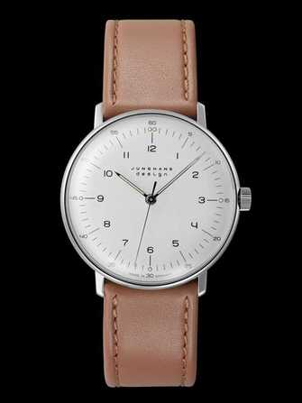 Junghans Max Bill Hand-winding 027/3701.00 Watch - 027-3701.00-1.jpg - mier