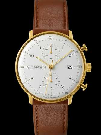 Junghans Max Bill Chronoscope 027/7800.00 Watch - 027-7800.00-1.jpg - mier