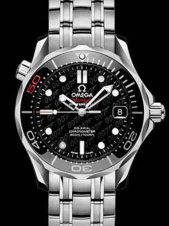 Omega Seamaster Diver 300M James Bond 50th anniversary 212.30.36.20.51.001 Watch - 212.30.36.20.51.001-1.jpg - mier