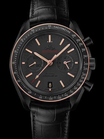 Omega Speedmaster Dark Side of the Moon 311.63.44.51.06.001 Watch - 311.63.44.51.06.001-1.jpg - mier