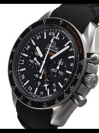 Omega Speedmaster HB-SIA GMT 321.92.44.52.01.001 Watch - 321.92.44.52.01.001-1.jpg - mier