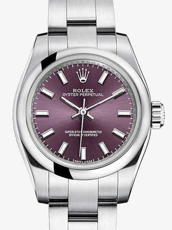 Rolex Oyster Perpetual 26 176200-grape Watch - 176200-grape-1.jpg - mier
