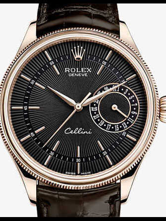 Rolex Cellini Date 50515-brown Watch - 50515-brown-1.jpg - mier