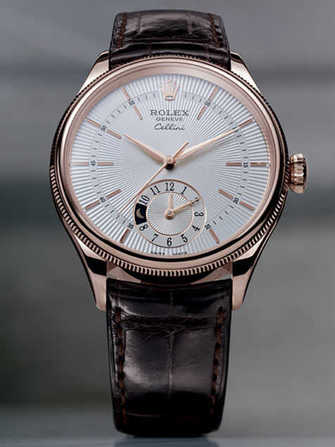 Rolex Cellini Dual Time 50525 Watch - 50525-1.jpg - mier