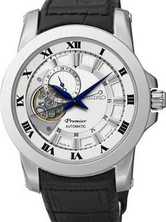 Seiko Premier Automatic with 24-hour Indicator 4R39 SSA213J2 Watch - ssa213j2-1.jpg - mier