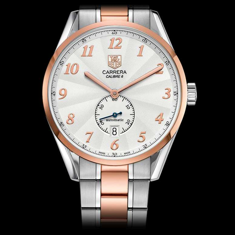 Tag carrera automatic watch