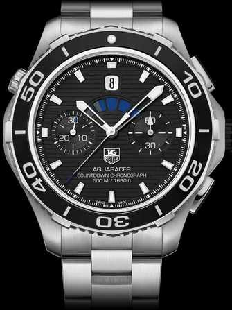 Be the first to review the TAG Heuer Aquaracer 500M Calibre 72 Countdown  Automatic Chronograph a870fcf64f