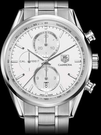 TAG Heuer Carrera Calibre 1887 Automatic Chronograph CAR2111.BA0724 Watch - car2111.ba0724-1.jpg - mier
