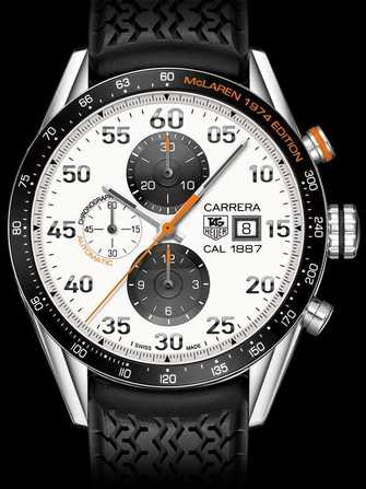 TAG Heuer Carrera Calibre 1887 Automatic Chronograph CAR2A12.FT6033 Watch - car2a12.ft6033-1.jpg - mier