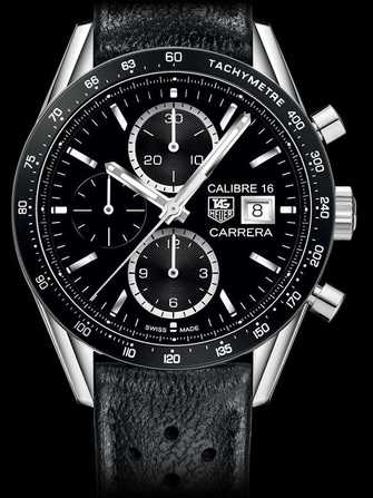 best loved f0c5d 85210 TAG Heuer Carrera 100M Calibre 16 Automatic Chronograph ...