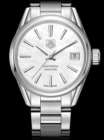 TAG Heuer Carrera Calibre 9 Automatic Watch WAR2411.BA0776 Watch - war2411.ba0776-1.jpg - mier