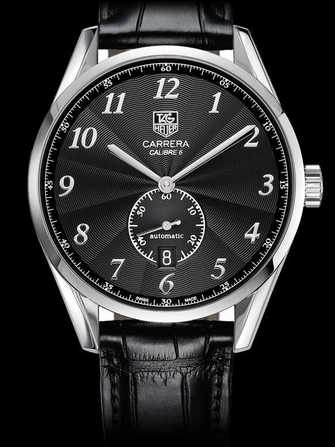 TAG Heuer Carrera Calibre 6 Heritage Automatic Watch WAS2110.FC6180 Watch - was2110.fc6180-1.jpg - mier