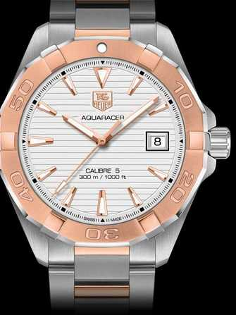 TAG Heuer Aquaracer 300M Calibre 5 Automatic Watch WAY2150.BD0911 Watch - way2150.bd0911-1.jpg - mier